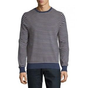 Men's J.Crew Mercantile Striped Cotton Sweater